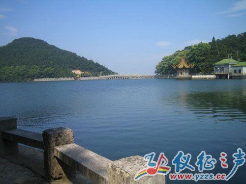 湖南省郴州市仰大湖风景区