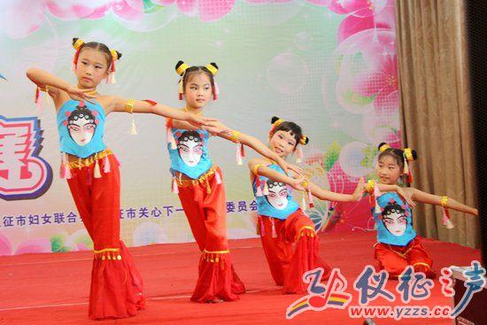 仪征少儿才艺大赛舞蹈类(多人)海选(上)
