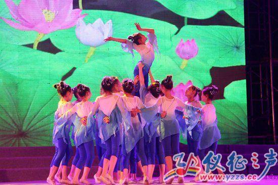 仪征 欢乐童年 放飞梦想 少儿优秀节目展演精彩上演图片